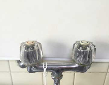 ツーホール水栓タイプ