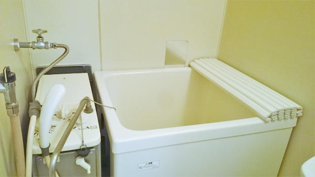 バランス釜タイプのお風呂